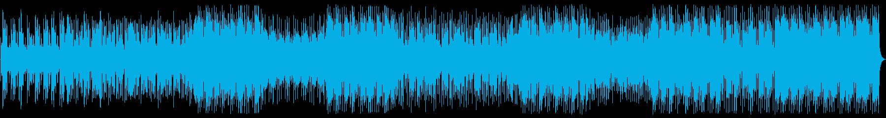 オリジナルのメロディをフィーチャー...の再生済みの波形