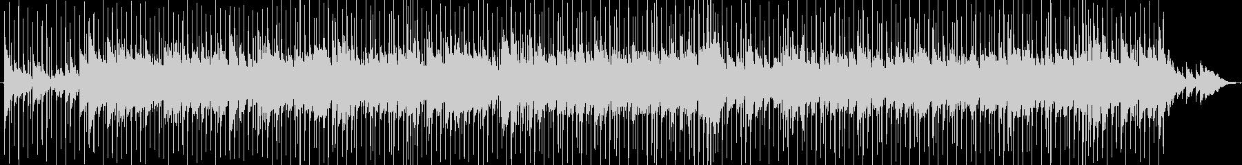 オルガン、チャイム、ボンゴ、ピアノ...の未再生の波形