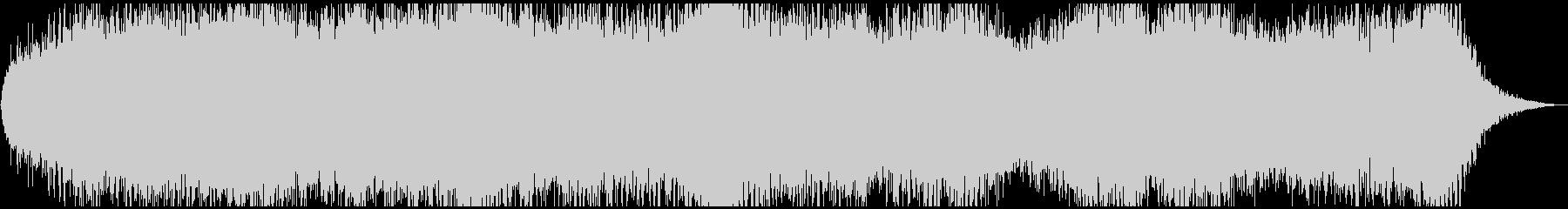 ドローン クリティカル01の未再生の波形