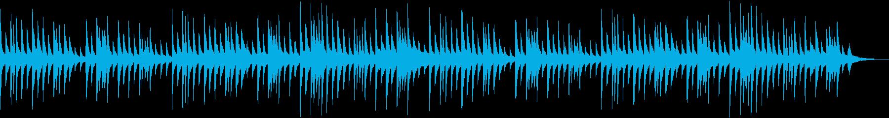 威風堂々第1番【しっとりピアノ版】の再生済みの波形