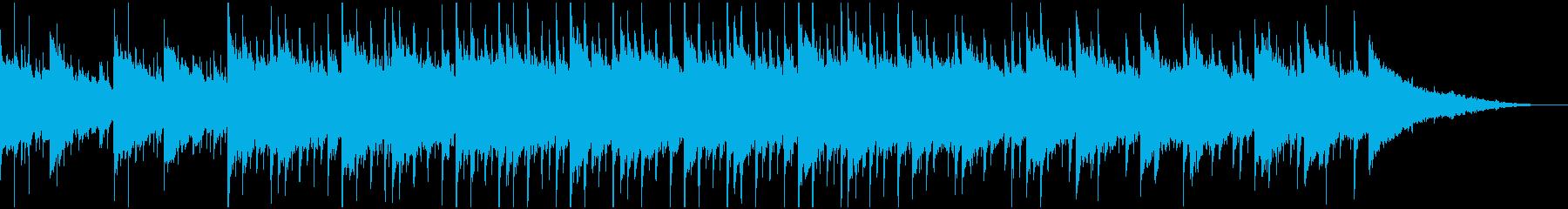 60秒,企業VP9,コーポレート,爽やかの再生済みの波形