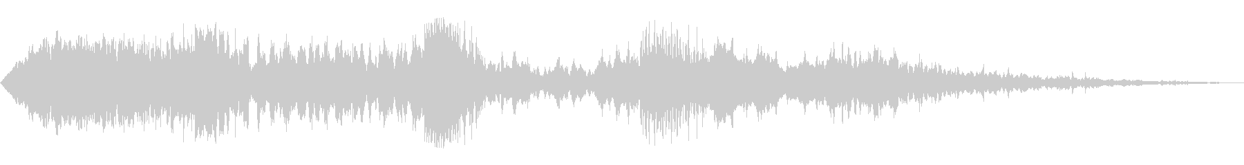 ドッドッ...(生命感あふれる環境音楽)の未再生の波形