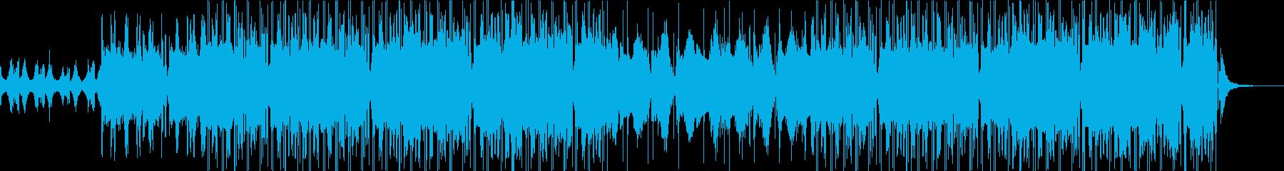 bpm108- 優しく穏やかなチルアウトの再生済みの波形
