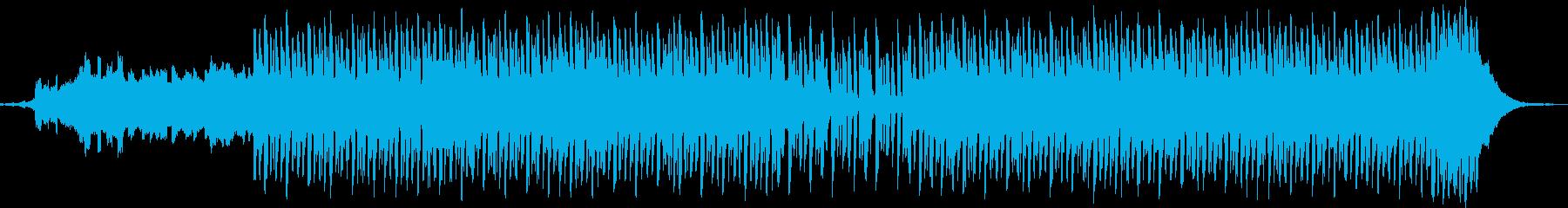 ポップ テクノ ファンク ハウス ...の再生済みの波形