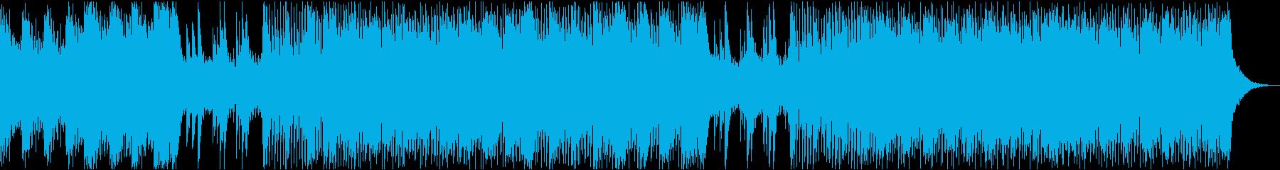綺麗/ハウス/企業VP/製品紹介/OPの再生済みの波形