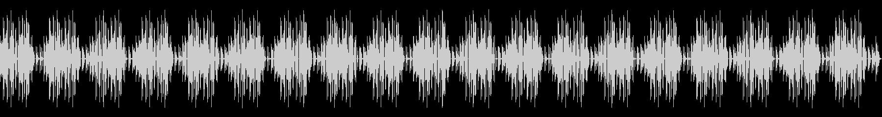 トーク用、ほのぼの優しい楽しいピアノ曲の未再生の波形