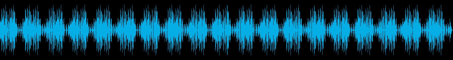 トーク用、ほのぼの優しい楽しいピアノ曲の再生済みの波形