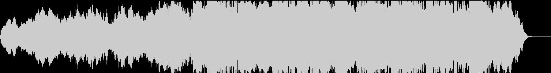 ドラマ7 24bit44.1kHzVerの未再生の波形