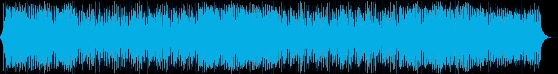 エレクトロ・ノリノリ・コミカルの再生済みの波形