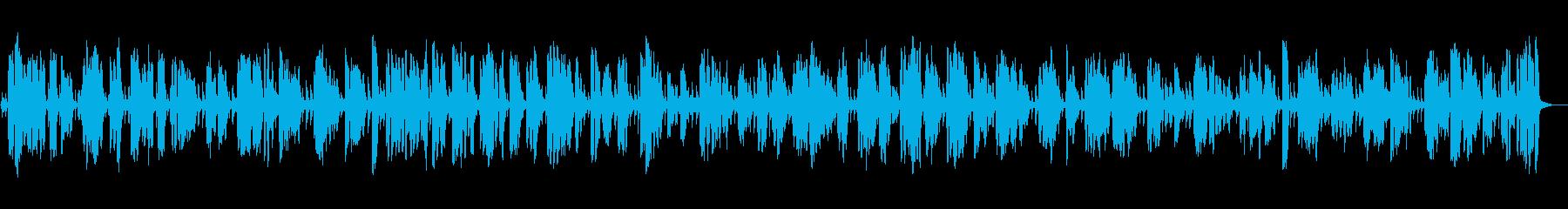 JAZZ/落ち着いた・静か|トランペットの再生済みの波形