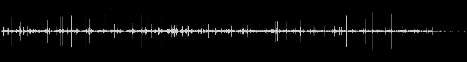 ソフトレザー:連続きしみ音、ギャロ...の未再生の波形