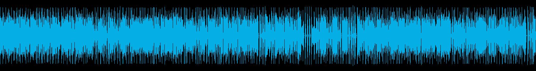 BGM010-03 ボードゲームやパズ…の再生済みの波形