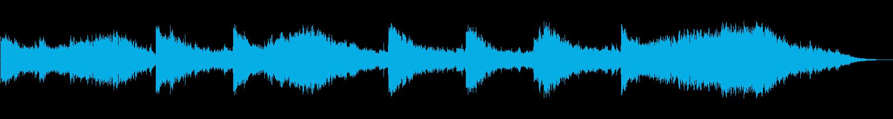 動画 説明的 クール advert...の再生済みの波形