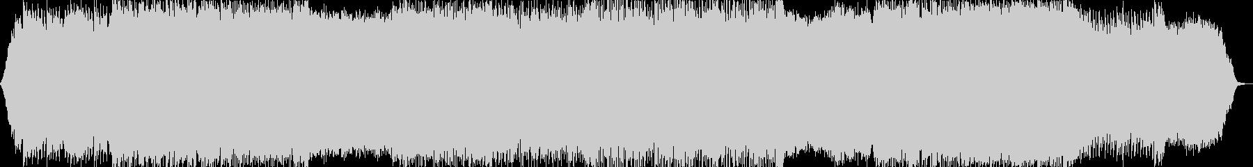 ダークファンタジーオーケストラ戦闘曲47の未再生の波形