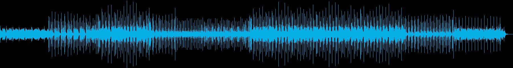 Hornなど使ったカッコよめの再生済みの波形