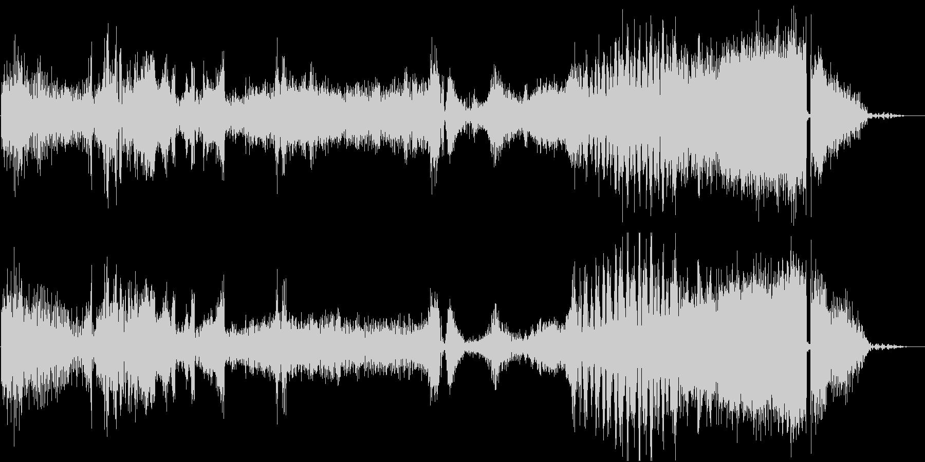 FMラジオ的ジングル2の未再生の波形