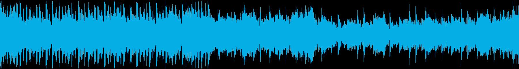 希望に溢れた明るいオーケストラ_ループ可の再生済みの波形