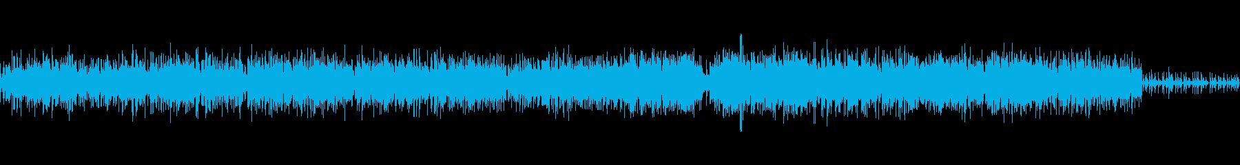 Vlog等デジタル・爽やかポップテクノの再生済みの波形