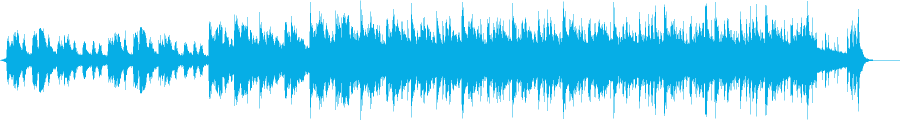 StringsとHerpの幻想的なBGMの再生済みの波形