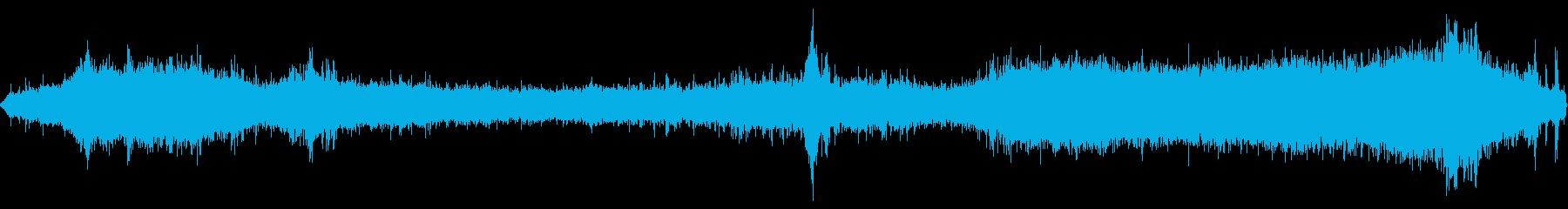 シャーマンタンク:オンボード:ドラ...の再生済みの波形
