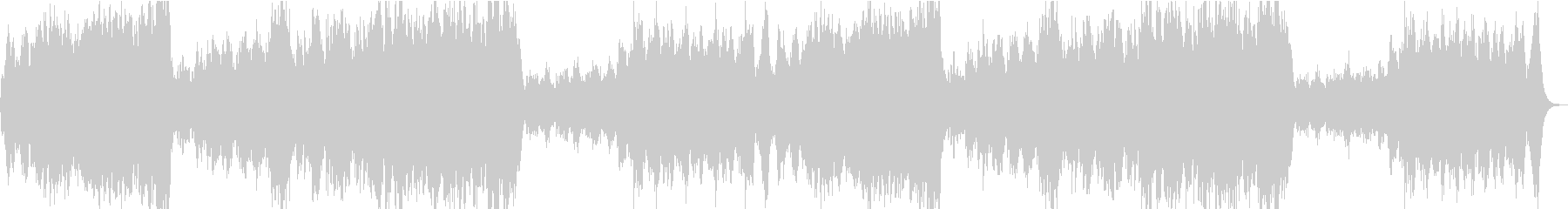 Fanfare + Hollywood-style BGM's unreproduced waveform