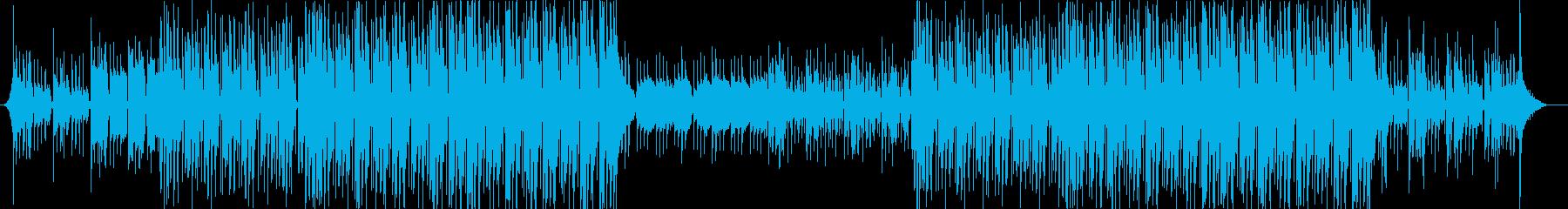 ◆メロウで落ち着いたFuturebassの再生済みの波形