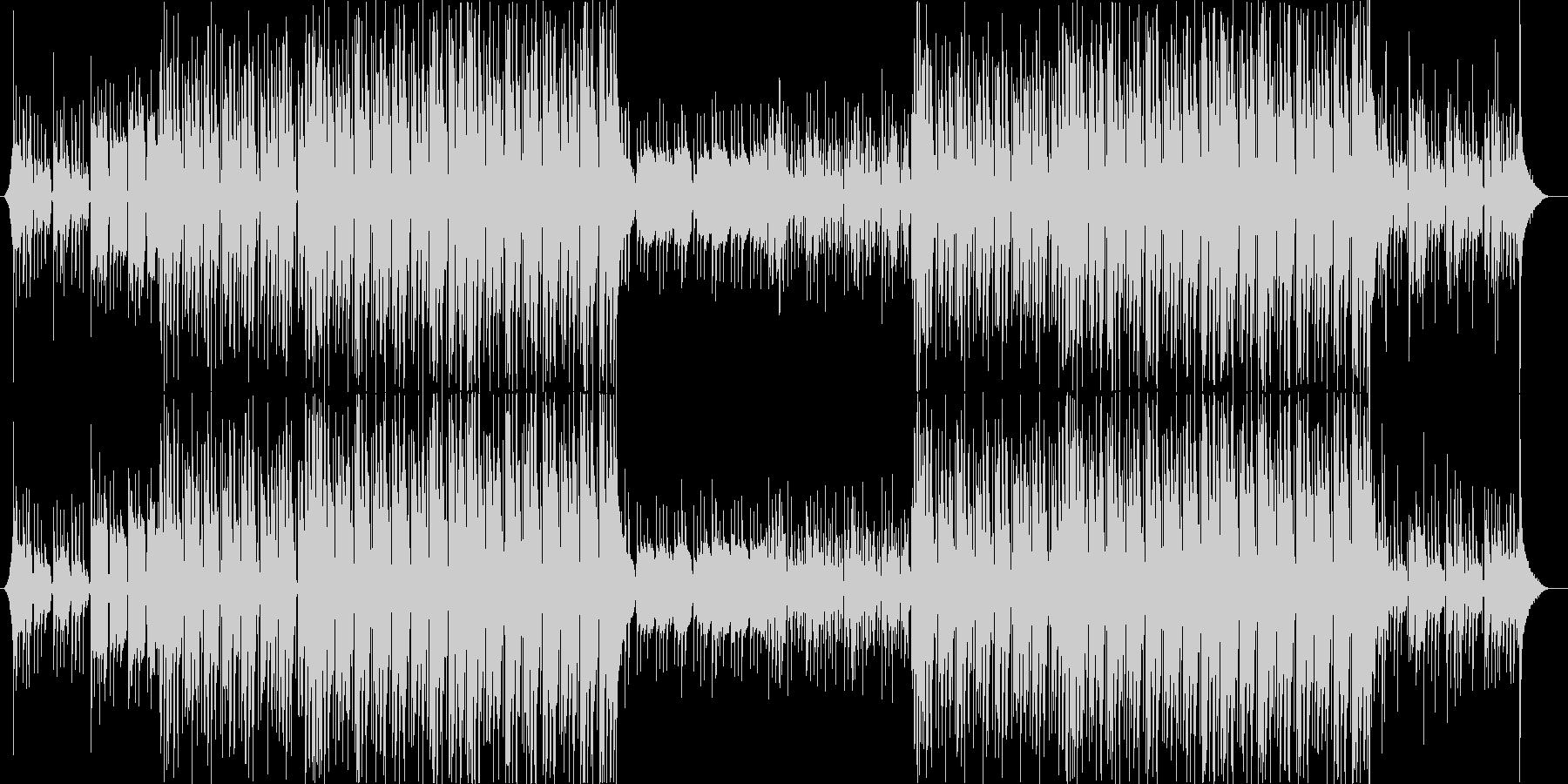 ◆メロウで落ち着いたFuturebassの未再生の波形