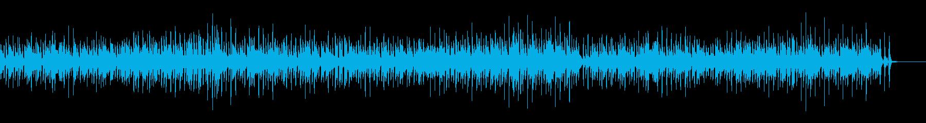 サルサ 楽しげ ハイテク 感情的 ...の再生済みの波形