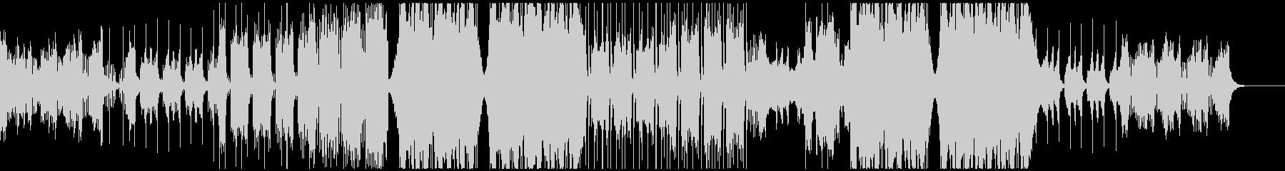 エモいフューチャーベースの未再生の波形