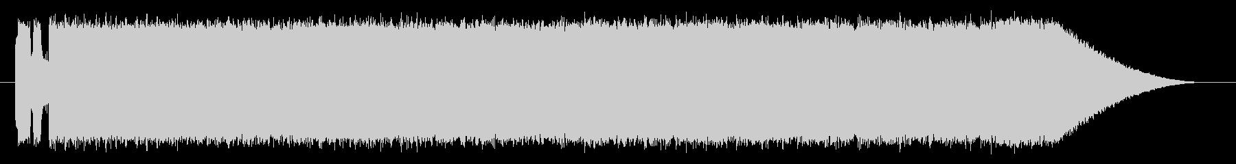 DJENT メタルコア プログレッシブ の未再生の波形