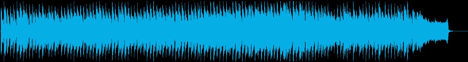 楽しい、明るいリコーダー・ポップ、キッズの再生済みの波形