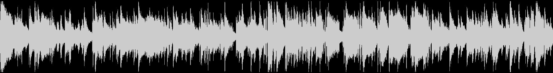 ハーレム感あるエッチなサックス※ループ版の未再生の波形