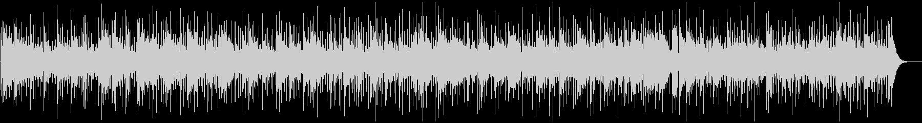 少しせつないマンドリンの音色、フォーク調の未再生の波形