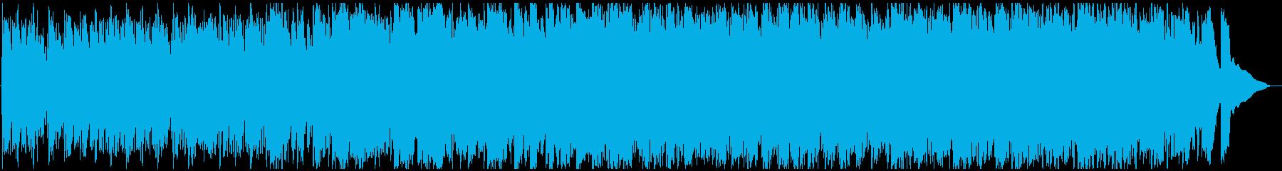 バッハのアコースティックギターバー...の再生済みの波形