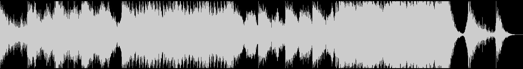 現代的 交響曲 エレクトロ モダン...の未再生の波形