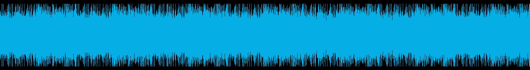 オーケストラ、壮大なバトルゲームの再生済みの波形