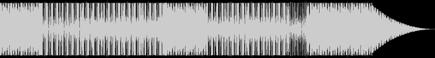 ブーンバップ・HIPHOP・レコード風の未再生の波形