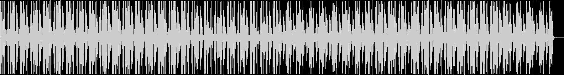 ダーティ・スラム・悪い ローファイジャズの未再生の波形