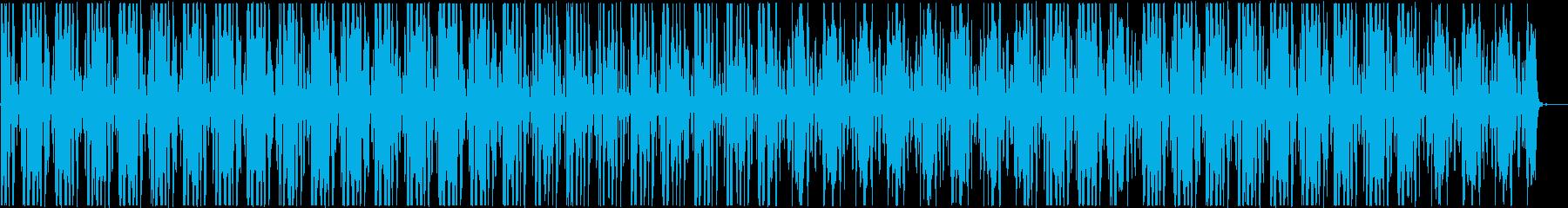 ダーティ・スラム・悪い ローファイジャズの再生済みの波形