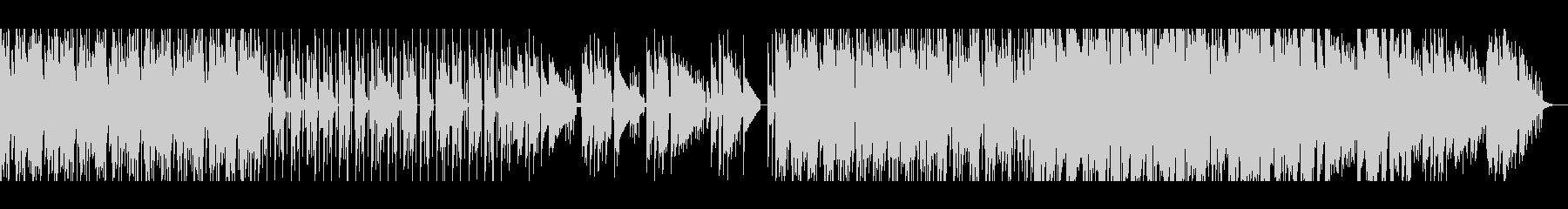【短いVer3】スペーシーファンクの未再生の波形