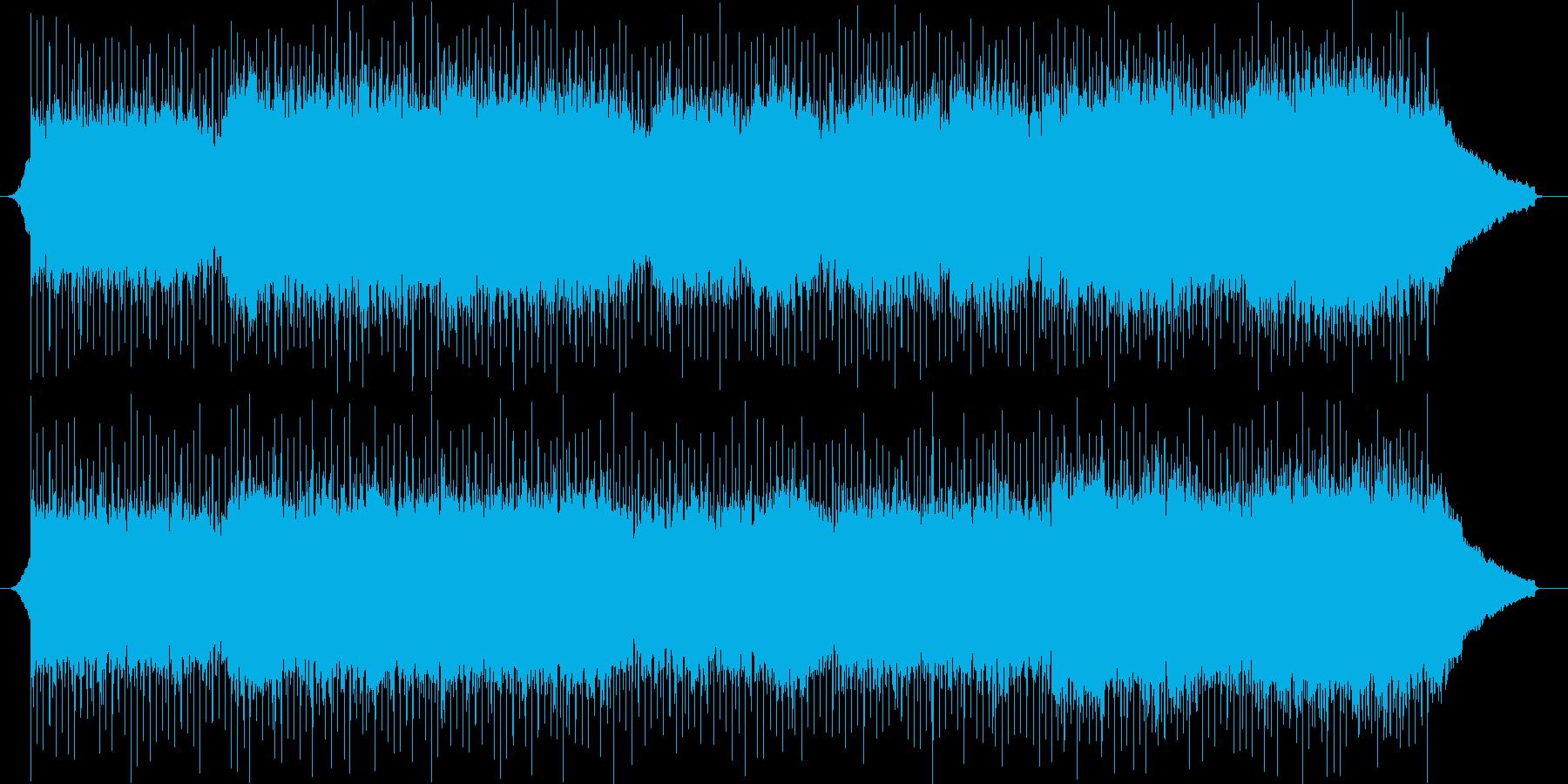 爽やかで広がりのあるストリングスポップの再生済みの波形