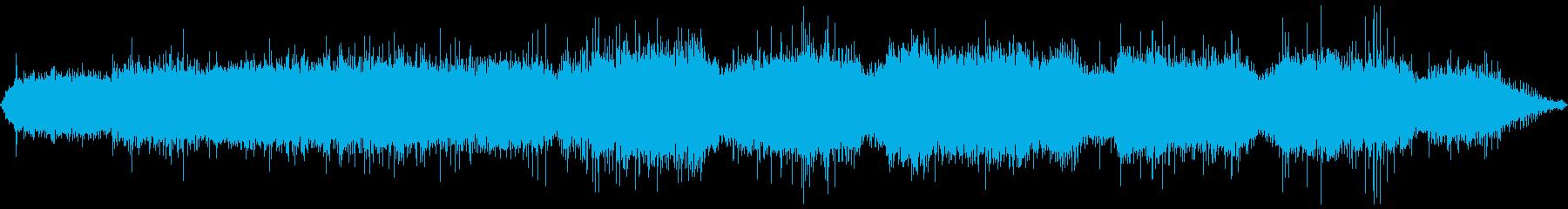 電動ジグソー:スタート、ヘビーウッ...の再生済みの波形