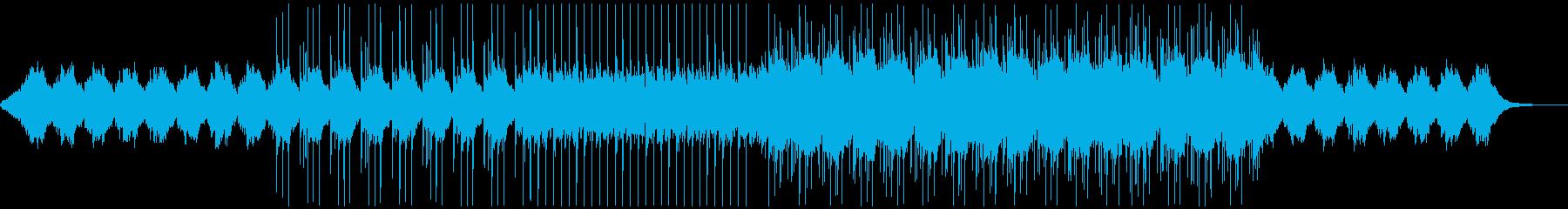 キラキラな透明感 S(Inst)の再生済みの波形