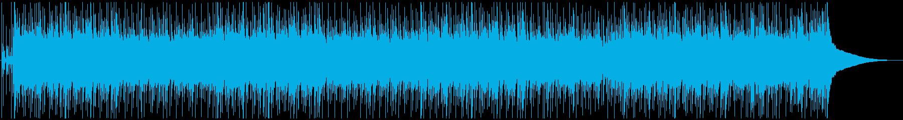 アコギで優しく透明な空気感のアンビエントの再生済みの波形