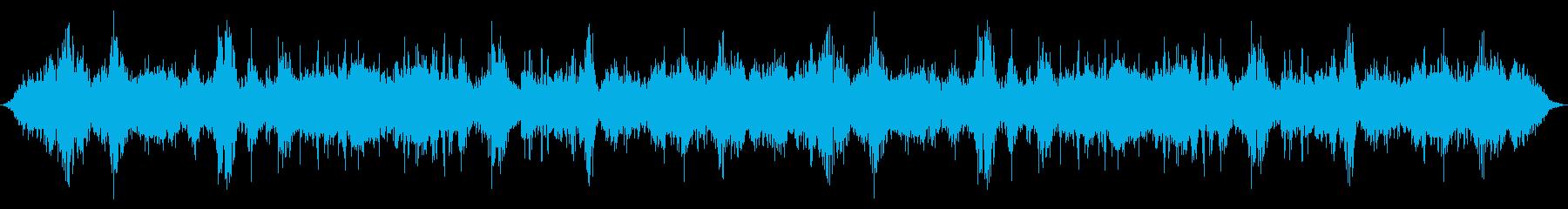 ヘビーブルースタリーホイッスリング...の再生済みの波形