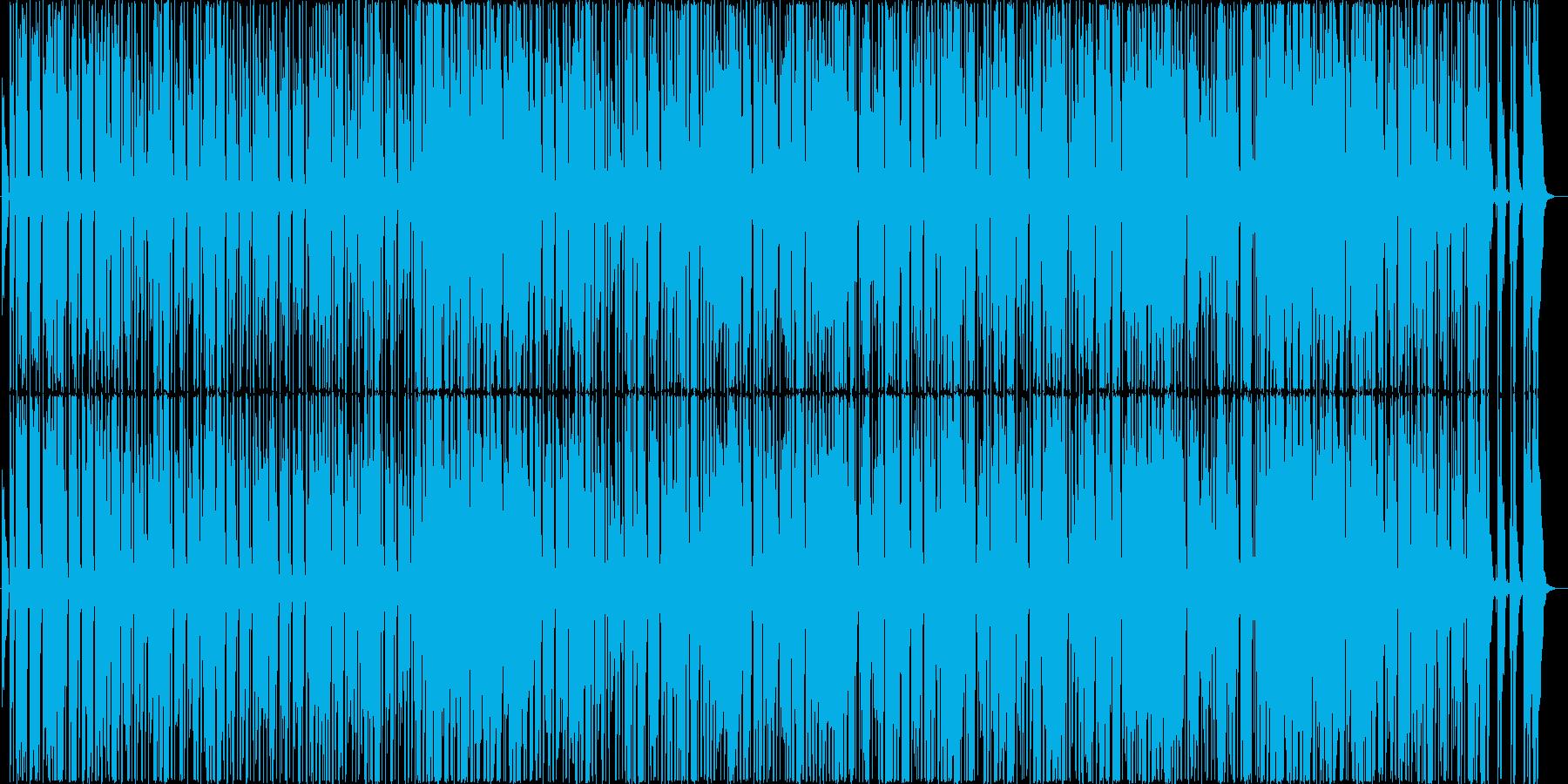 キャッチーなメロディが特徴なサウンドの再生済みの波形