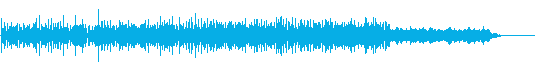 電子楽器。暗く、ロボット的で、エネ...の再生済みの波形