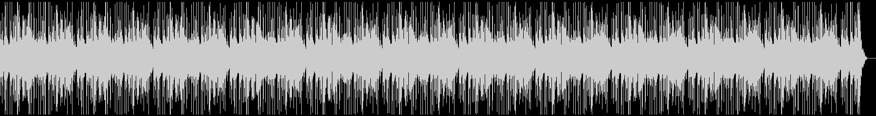 神秘・清楚で女性的な高音ピアノBGMの未再生の波形