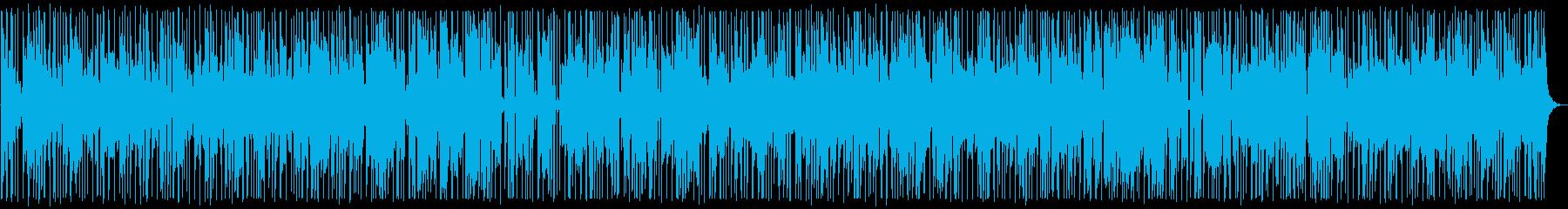 南国/カフェ/ラウンジ_No547_1の再生済みの波形