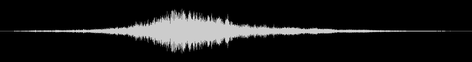 カーレース2の未再生の波形